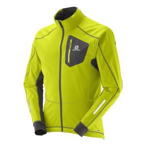Salomon Men's Equipe Soft-Shell Jacket