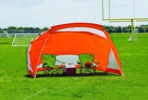 Texsport Sport Quick Cabana Beach Sun Shelter Canopy