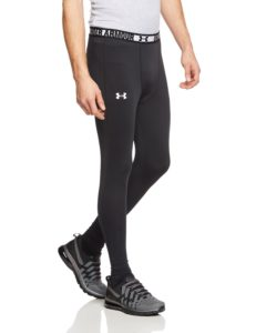 Under Armour Men's HeatGear Sonic Compression Leggings