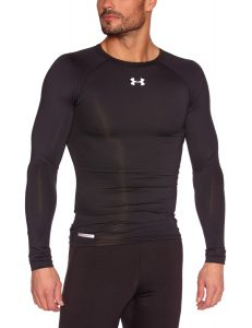 Under Armour Men's Sonic Compression Long Sleeve HeatGear