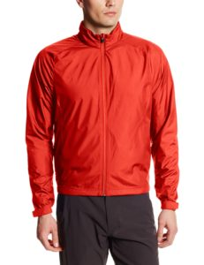 Zero Restriction Men's Cloud Full Zip Water Repellent Wind Jacket