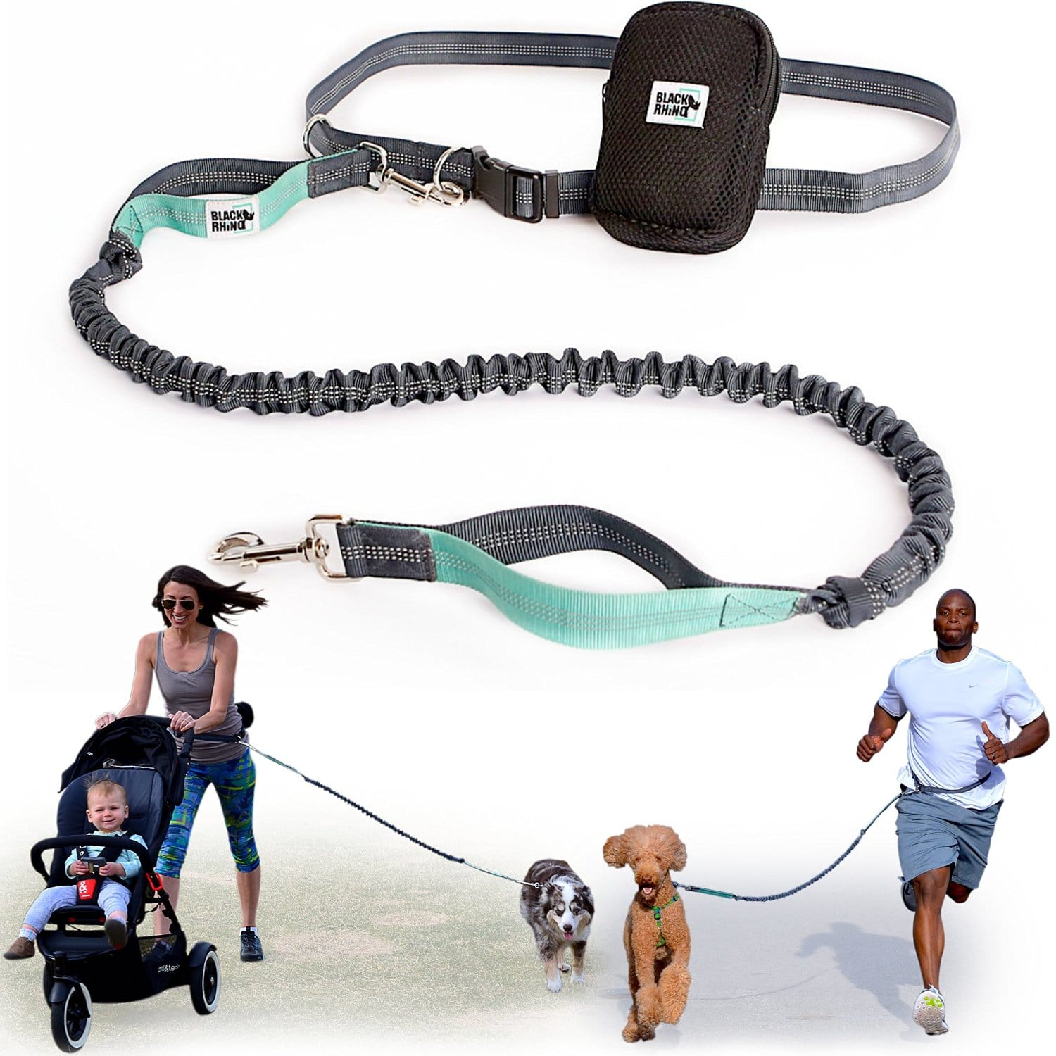 Top 10 Best Hand Free Dog Leashes In 2018 Reviews
