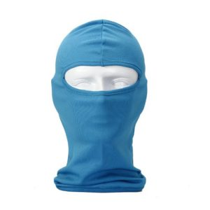 Candy Color Ultra Thin Ski Face Mask - Great Under A Bike Football Helmet -Balaclava