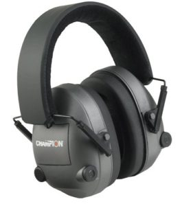 Champion Electronic Ear Muffs