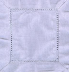 Lavender 6x6 Hemstitch Cocktail Napkins 1 Dozen