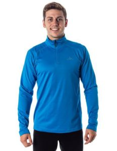 Men's Paradox Performance Zip-Up Long Sleeve Base Layer