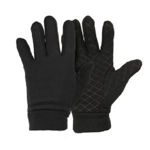 Men's Women's (Unisex) Moisture Wicking Micro-fleece Running Sport Gloves