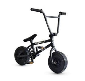 Moxie Mini BMX Bike the District Matte Black