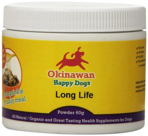 Okinawan Happy Dogs Long Life Food Mix