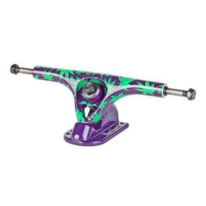 Paris V2 Amanda Powell Pro Model 180mm Longboard Skateboard Trucks Set of 2