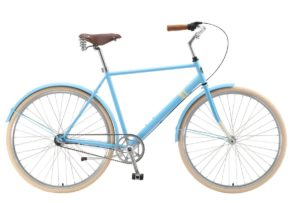 Park Row 3-Speed City Cruiser by Sole Bicycles