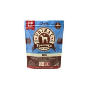 Primal Canine Raw Frozen Duck Formula - 6lb