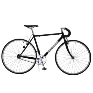 Sports Single Speed Road Bicycle Classic Track Fixed Gear fits up to 6'4