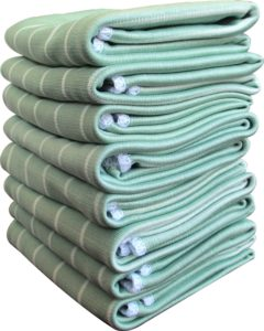 Super Absorbent, Quick-drying, Big-size Dandelion Dish Cloths Anti-bacterial