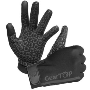Top 10 Best Men's Gloves, Mittens and Liners for Athletics in 2018 reviews