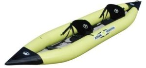 Typhoon Kayak with Paddles, Inflatable, 2 Person