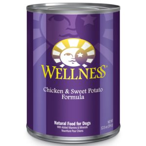 Wellness Complete Health Natural Wet Canned Dog Food