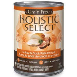Wellness Natural Grain Free Wet Canned Dog Food, 13-Ounce Can