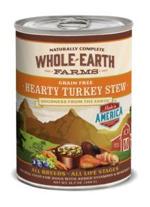 Whole Earth Farms Grain Free Hearty Stew