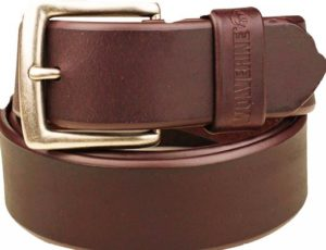 Wolverine Men's 38mm Leather Belt