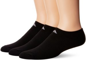 adidas Men's No Show Athletic Sock, 6-Pack