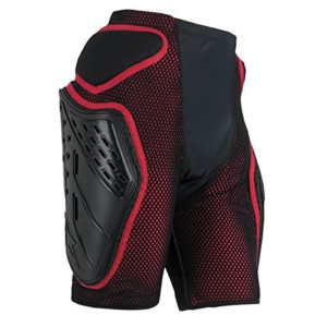 Alpinestars Bionic Free Ride Shorts Black Red Mmedium