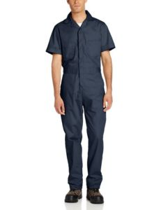 Berne Men's Poplin Short Sleeve Coverall