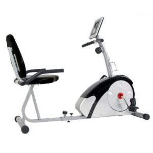 Body Champ Magnetic Exercise Recumbent Bike