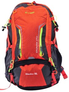 ChezMax Hiking Backpack for Climbing, Camping and Hiking