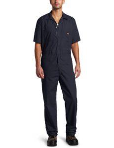 Dickies Men's Short-Sleeve Coveral