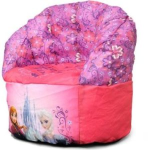 Disney Frozen Anna & Elsa Bean Bag Chair