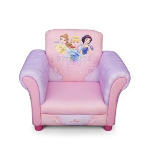 Disney Princess Upholstered Chair