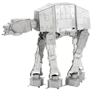 Fascinations Metal Earth Star Wars AT-AT Model