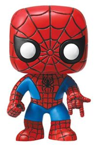 Funko POP! Marvel 4 Inch Vinyl Bobble Head Figure - Spider Man