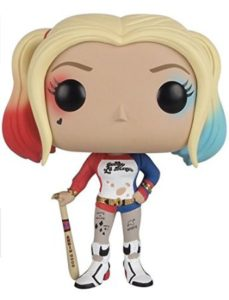 Funko POP Movies Suicide Squad Action Figure, Harley Quinn