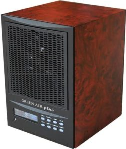 Green Air Purifiers Green Air Classic Plus Alpine Air Purifier Ozone Generator
