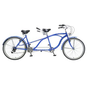Hollandia Rathburn Tandem Bike, 26 inch Wheels, 18 inch Frame, Unisex, Blue