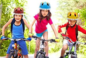SUNVP Child Multi-Sport Lightweight Safety Mountain Bike Bicycle Cycling Kick Scooter Kids Helmet