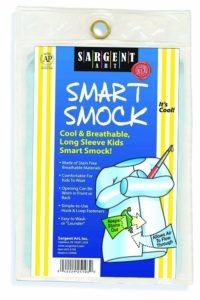 Sargent Art 22-5103 Children's Smart Smock Breathable Material