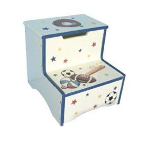 Teamson Kids - All Star Game Step Stool