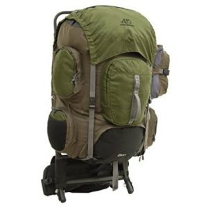 Zion, Olive 3900 Cubic Inches