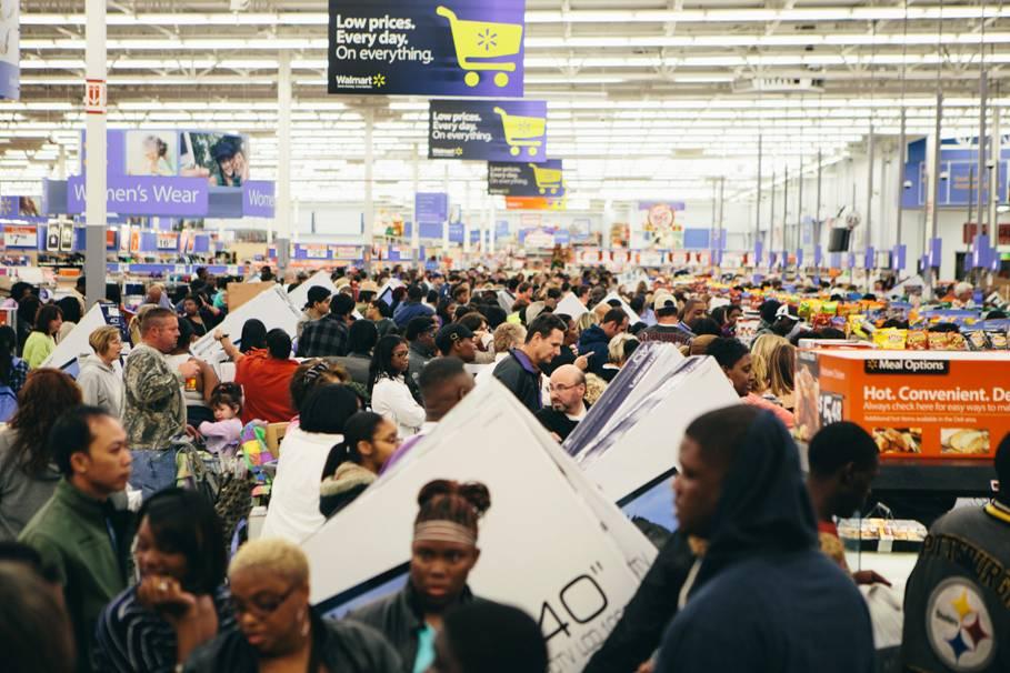 Walmart - Black Friday 2016 Predictions