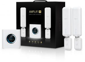 AmpliFi HD (High-Density) - perfect home wifi system repeater