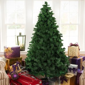 Top 10 Best & Realistic Artificial Christmas Trees For Outdoor Decoration 2018 – Review & Buyer's Guideline