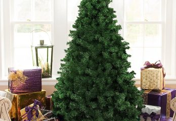 Top 10 Best & Realistic Artificial Christmas Trees For Outdoor Decoration 2020 – Review & Buyer's Guideline