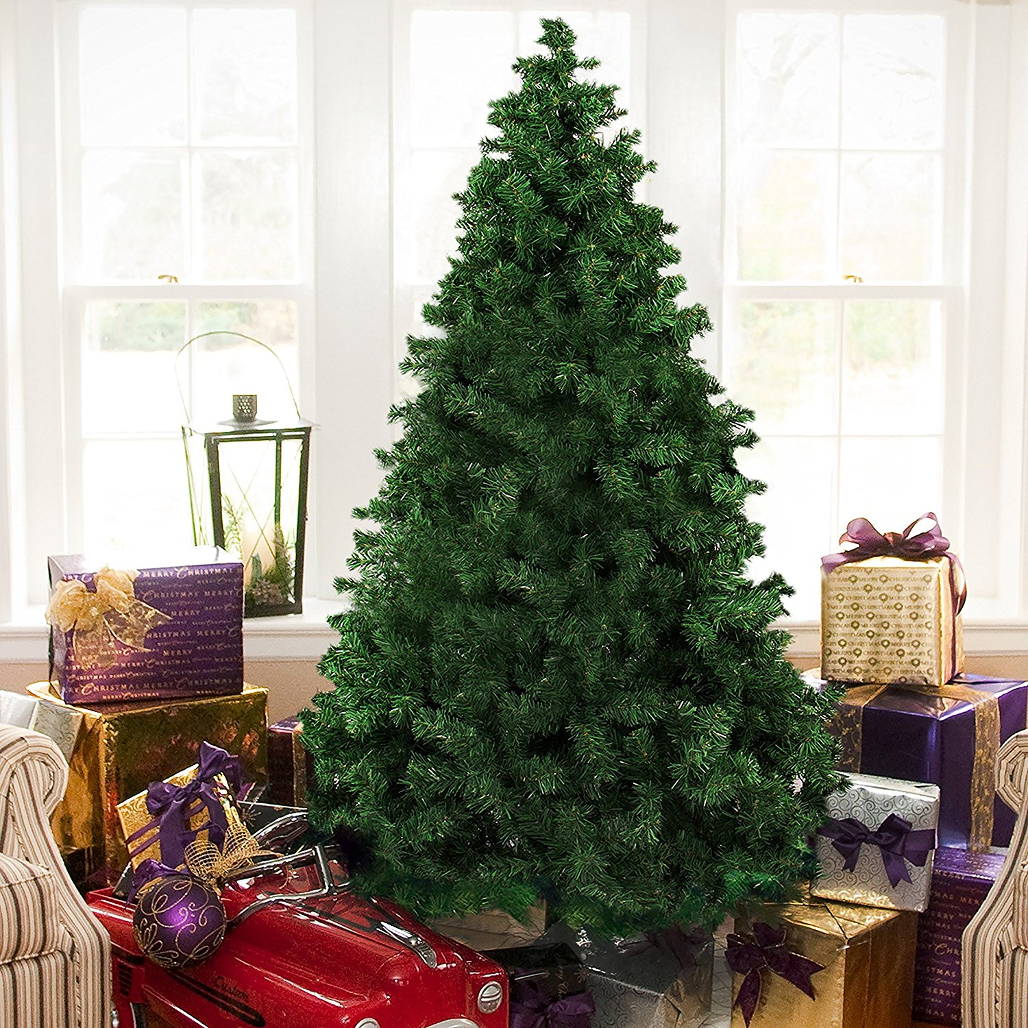 top 10 best realistic artificial christmas trees for outdoor decoration 2018 review buyers guideline - Best Deals On Artificial Christmas Trees