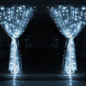 Top 10 Best Curtain Lights For Christmas Decoration 2018 – Review & Buyer's Guidelines