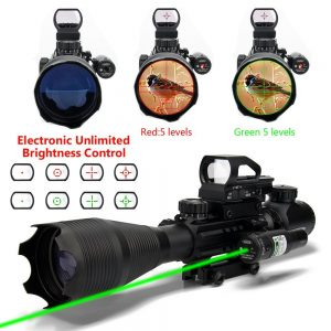 The Best Hunting Gun Scope