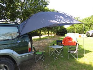 One more best SUV tent is this. It is a great usage package that you can enjoy. It really provides you with a simple lightweight and cool protection that ... & The Best SUV Tent