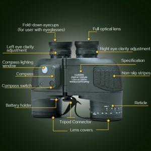 Top 10 Best Binoculars Review & Buyer's Guidelines 9
